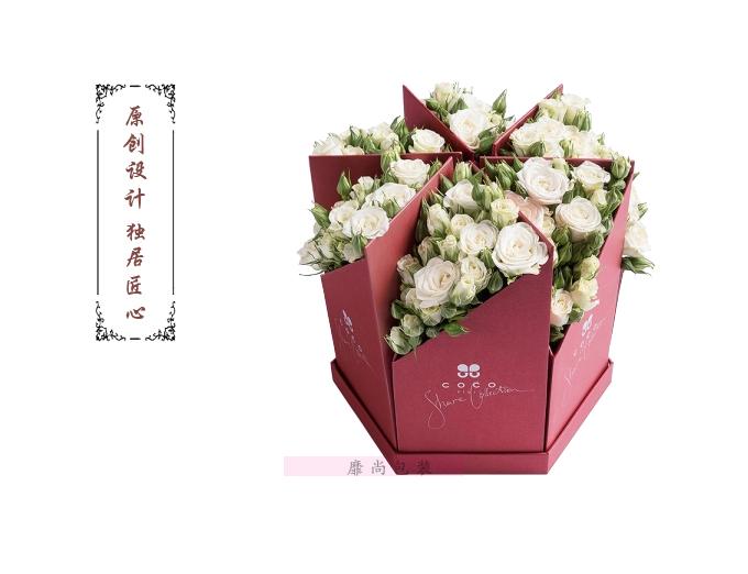 首页 靡尚包装产品中心 礼盒订制 鲜花礼盒订制       订制方式一